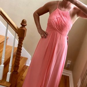 Azazie bridesmaid dress. Style: Ginger.